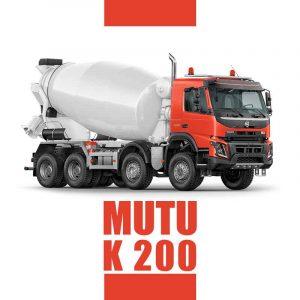Beton Mutu K 200