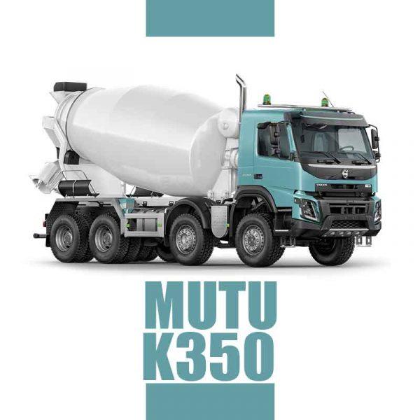 Beton Mutu K-350