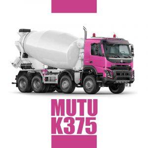 Beton Mutu K 375