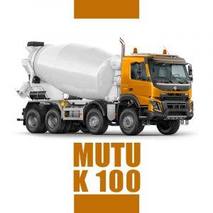 Beton Mutu K 100