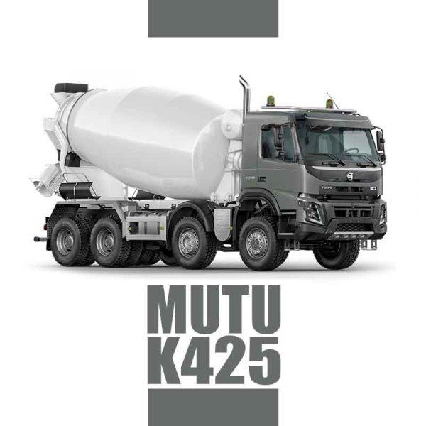 Beton Mutu K425