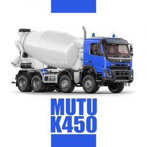 Beton Mutu K 450