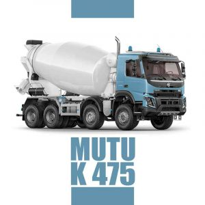 Beton Mutu K 475