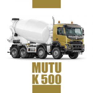 Beton Mutu K 500