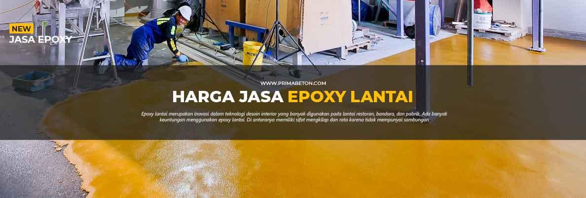 Harga Jasa Epoxy Lantai Poles