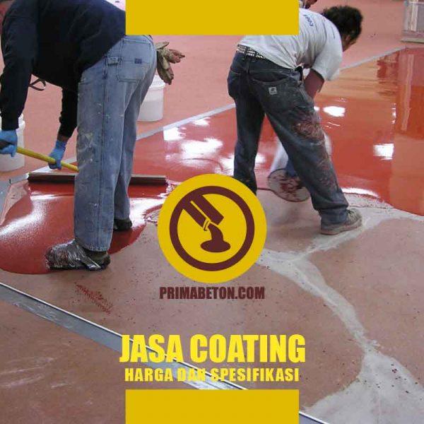 Jasa Coating Lantai
