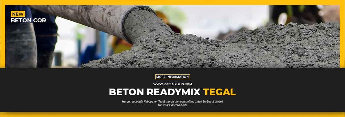 Harga Ready Mix Tegal Beton Cor