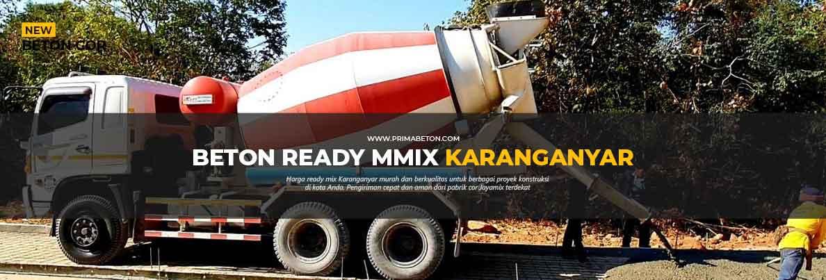 Harga Ready Mix Karanganyar Beton Cor
