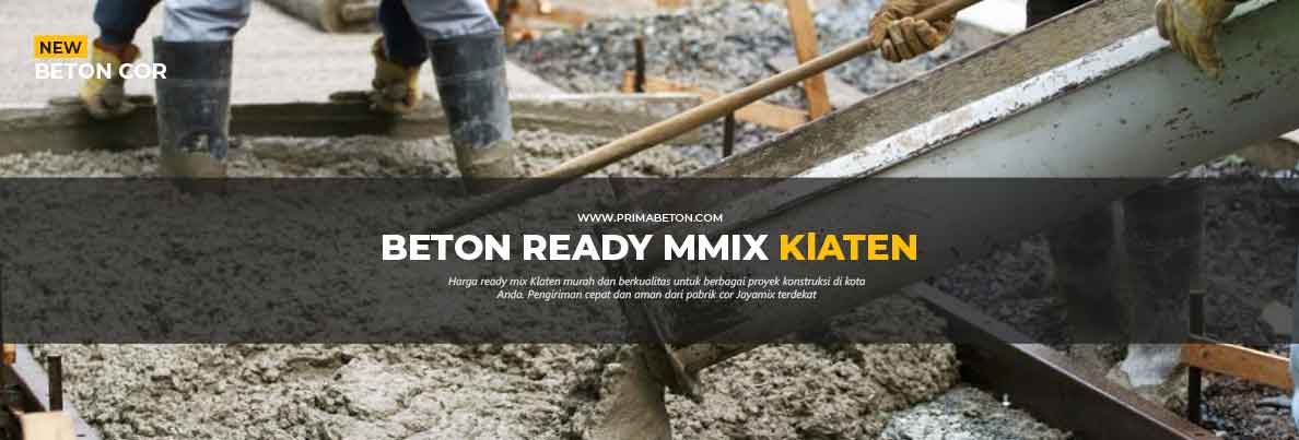 Harga Ready Mix Klaten Beton Cor