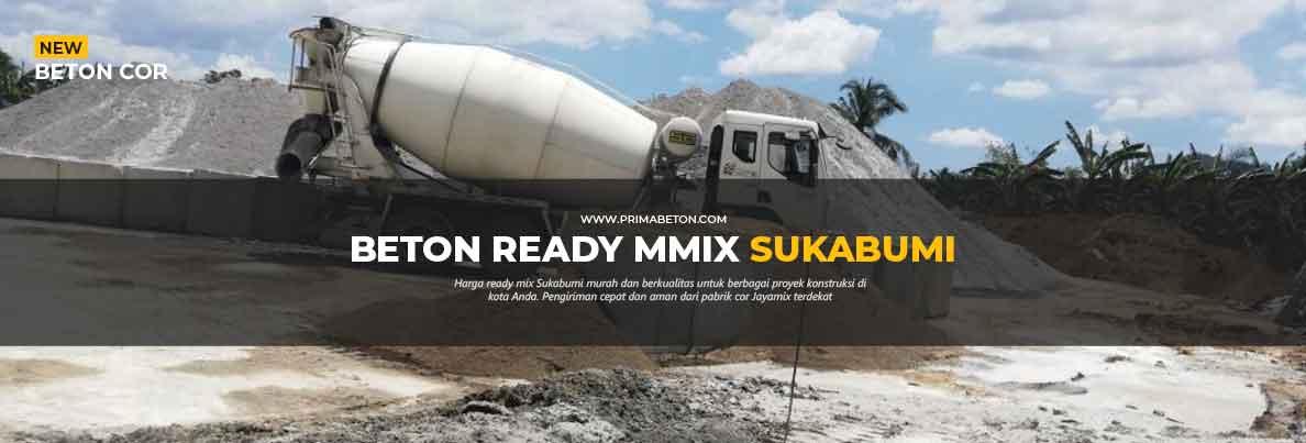 Harga Ready Mix Sukabumi Beton Cor
