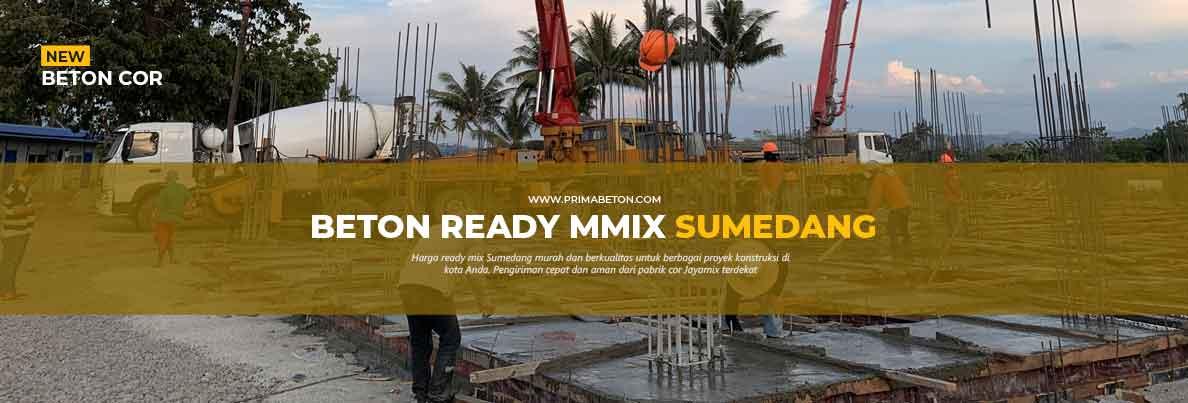 Harga Ready Mix Sumedang Beton Cor