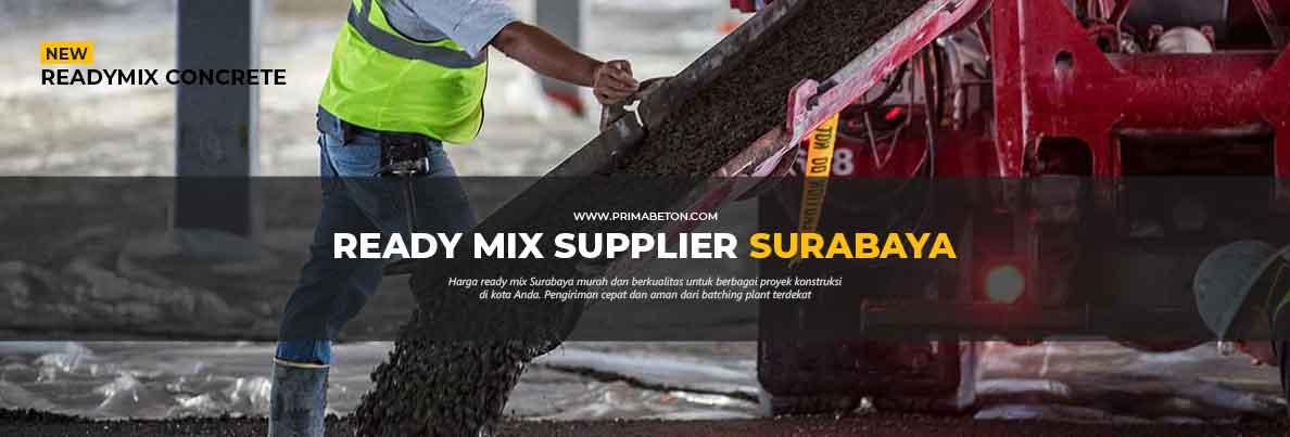Harga Ready Mix Surabaya Beton Cor