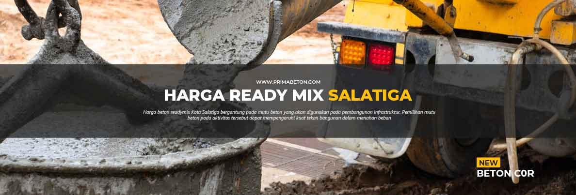 Harga Ready Mix Salatiga Beton Cor