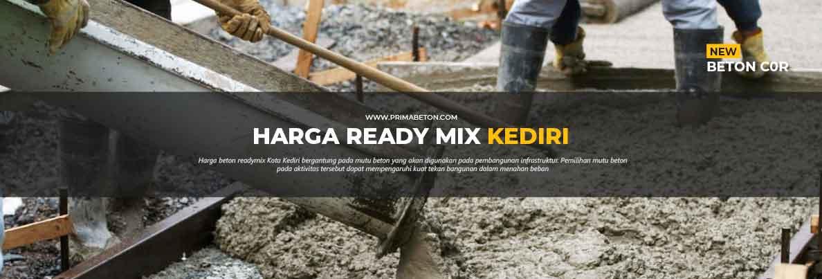 Harga Ready Mix Kediri Beton Cor