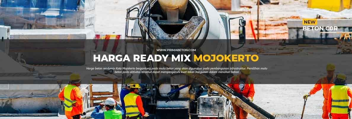 Harga Ready Mix Mojokerto Beton Cor