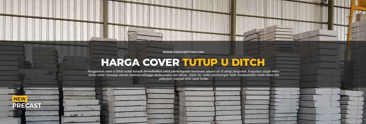 Harga Cover U Ditch