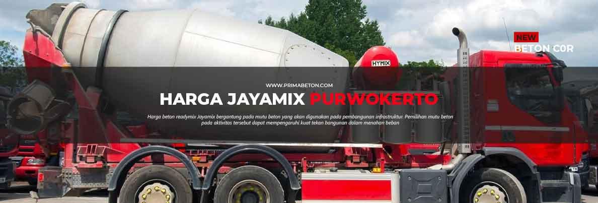 Harga Jayamix Purwokerto
